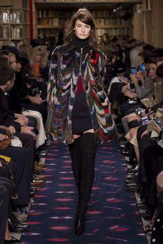 Sonia Rykiel Automne/Hiver 2015, Womenswear - Défilés (#21244)
