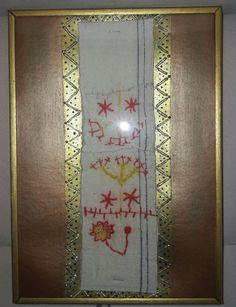 Antika uçkur ananemden kalan selanik hatırası..