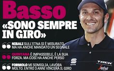 Da leggere sul blog, l'intervista di Ivan Trek-Segafredo da Claudio Ghisalberti La Gazzetta dello Sport Giro d'Italia #Giro100 :  http://www.ivanbassodailyblog.com/giro-100-il-mio-podio-lo-vedo-tra-mollema-nibali-e-quintana