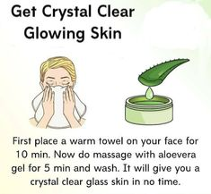 Clear Skin Face, Clear Skin Tips, Face Skin Care, Diy Skin Care, Homemade Face Pack, Homemade Skin Care, Beauty Tips For Glowing Skin, Health And Beauty Tips, Health Tips