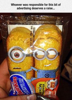 Great Marketing, Twinkies