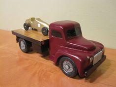 Bradley's 1942 Ford Flatbed Derby Car  #cubcontest!