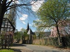 Dorfidylle in Bödingen