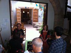 Casa-taller de Juan de Juanes. Ruta de los Gremios Medievales organizado por RutaDespilfarroValencia y #CaminArt #Valencia