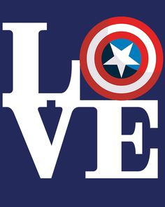 Captain's Love T-Shirt $11 Captain America tee at Unamee today only!