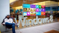 Windows 8 Sells 40 Million Licenses in First Month