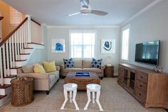 From @TodayShow how to set up your living room for you and your kids-great idea with an area rug on top of hardwood floors