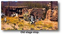 Old stage stop
