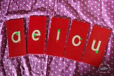 Make Montessori Sandpaper Letters with our free printable!