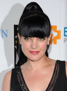 Picture of Pauley Perrette Fair Face, Pauley Perrette, Inspiring People, Ncis, Pretty People, Actors & Actresses, Haircuts, Pictures, Photos