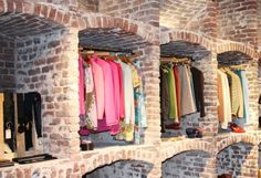 50 50 Store, a very trendy vintage store in Maastricht (Gubbelstraat 8-10, Maastricht) http://www.5050-store.nl/stores/8/