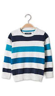 Sklep internetowy C&A | Sweter - kolor: niebieski / szary