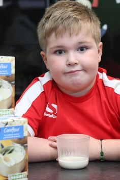Parents Claim Six-Year-Old Boy Is Being Denied The Cornflour Prescriptions He Needs To Survive