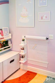 Kids Bedroom Designs, Home Room Design, Kids Room Design, Baby Bedroom, Baby Room Decor, Girls Bedroom, Toy Rooms, Kids Furniture, Girl Room