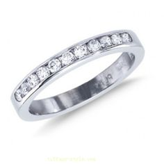 Tiffany  Co Outlet Half Circle Diamond Ring
