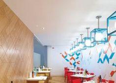 Inspiring yet practical lighting solutions for hotels, restaurants, bars, pubs and retail. Bar Design Awards, Light Project, Restaurant Bar, Northern Lights, Projects, Log Projects, Blue Prints, Nordic Lights, Aurora Borealis