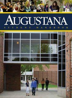 Handbook Cover - Augustana College