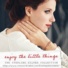 It's OUT!!! New Sterling Silver Collection!!! Check them out now before they sell out! Click here:https://www.chloeandisabel.com/boutique/jcmama #sterlingsilver #jewelry #necklace #new #earrings #rings #trend #fashion #paris #french #gift #friends #family #holiday