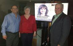 With Meaghan Duhamel & her parents Danny & Heidi
