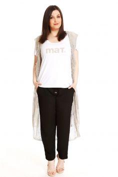 Νέες αφίξεις στα ρούχα μεγάλα μεγέθη - HappySizes Spring Is Here, Capri Pants, Fashion, Moda, Capri Trousers, Fashion Styles, Fashion Illustrations