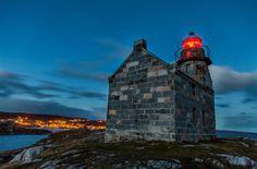 Newfoundland, Empire State Building, Windsor, Lighthouse, Art Prints, Travel, Voyage, Light House, Art Impressions