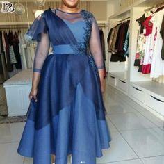 Shweshwe Dresses & wedding guest in South Africa