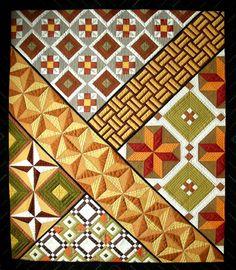 yosegi - japanese wood mosaic