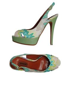 Missoni Women - Footwear - Platform sandals Missoni on YOOX