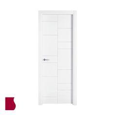 Modelo 941/ LACADA BLANCA / Colección Lacada / Puertas de interior Sanrafael