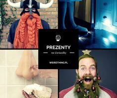 Polecamy najdziwniejsze prezenty na Święta: http://weirdthing.pl/najdziwniejsze-prezenty-swiateczne/  #gift #christmas #prezenty