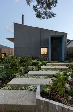Sorrento Beach House, Victoria's Mornington Peninsula, Australia | Clare Cousins Architects