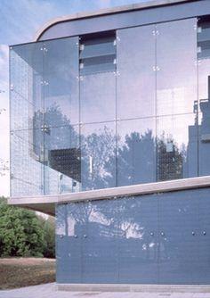 Bloembergen Building // Un-Studio- Van Berkel & Bos 2001