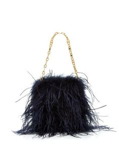 5785710d0816 Tory Burch Ostrich Feather Mini Bag Handbags - Bloomingdale s