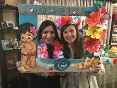 Moana Theme Birthday, Moana Themed Party, Hawaiian Birthday, Moana Party, Luau Birthday, 1st Birthday Girls, 2nd Birthday Parties, Birthday Party Decorations, Birthday Ideas