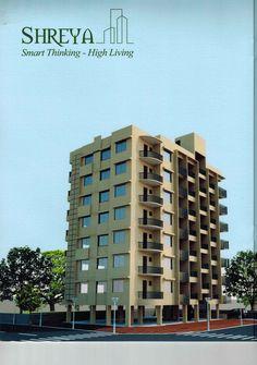 Shreya -Residential Apartments, Paldi, Ahmedabad. Buy Flats in Ahmedabad. www.pravesh.co
