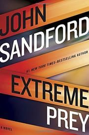 EXTREME PREY by John Sandford 3 stars. Finished March 2017.