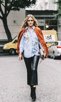 6 Street Style Outfits That Make Zara Look Expensive via @WhoWhatWear