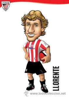 Fernando Llorente  Athletic de Bilbao y Seleccion Nacional de España