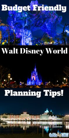 "Disney World Budget Tips - How to Plan a Budget Friendly Disney Vacation To be completely honest, before we really get into anything I plan on sharing today, it's incredibly tough to plan a truly ""budget friendly"" vacation to Walt Disney World. Budget travel and Walt Disney World don't entirely go together anymore and there's a few different reasons for that on Disney's end of the business...."
