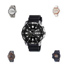 Latest Casio Watches