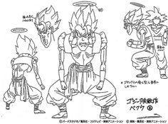 Dragon Ball - Model Sheet 043   Dragon Ball Art Concepts Mod…   Flickr
