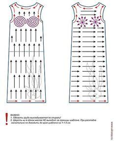 Мини-презентация: Выкройка-платье в технике нуно-войлок - Ярмарка Мастеров…