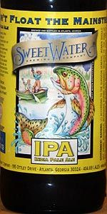 Sweetwater IPA | SweetWater Brewing Company | Atlanta, GA Budweiser Steins, Beers Of The World, Beer Cans, Beer Labels, Beer Brewing, Brewing Company, Genre, Craft Beer, Root Beer