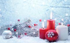 Photo décoration simple de Noel
