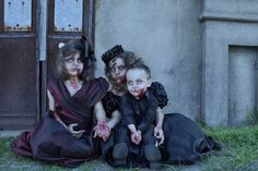 Brit Bentine is turning sweet angelic children into creepy little characters as part of her Locked Illusions photographic art. This photographer from Houston, Texas, started her gothic-inspired photo business after photographing her own children. 'I've always enjoyed working with children and I think it just fit because it isn't something you see every day in […]