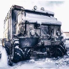 Fotka: Russian truck GAZ-66
