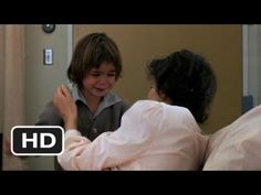 Terms of Endearment ~ Debra Winger, Huckleberry Fox as *Teddy*, and Troy Bishop as *Tommy*. - Movie CLIP - Emma's Goodbyes HD - Terms of Endearment is one of my favorite films.(And sweet little Huckleberry Fox - he's angelic) Oscar Movies, Oscar Winning Movies, Debra Winger, John Lithgow, Best Screenplay, Terms Of Endearment, Best Director, Best Supporting Actor, We Movie