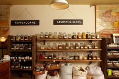 Oaktown Spice Shop in Oakland, CA ~ e specialize in fresh high-quality herbs and spices and hand-mixed blends. In our shop in Oakland, we carry a full range of spices from a truly excellent turmeric to hard to find chiles from Turkey.