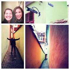 <p>One of the narrowest streets in Europe! #ropestreet#stradasforii#brasov#Transylvania#Romania#travel#aroundtheworldin104days with @mara.marin.16 @ainsleyboynton </p>