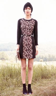 Club Monaco Fall 2012 Collection Pictures Photo 32